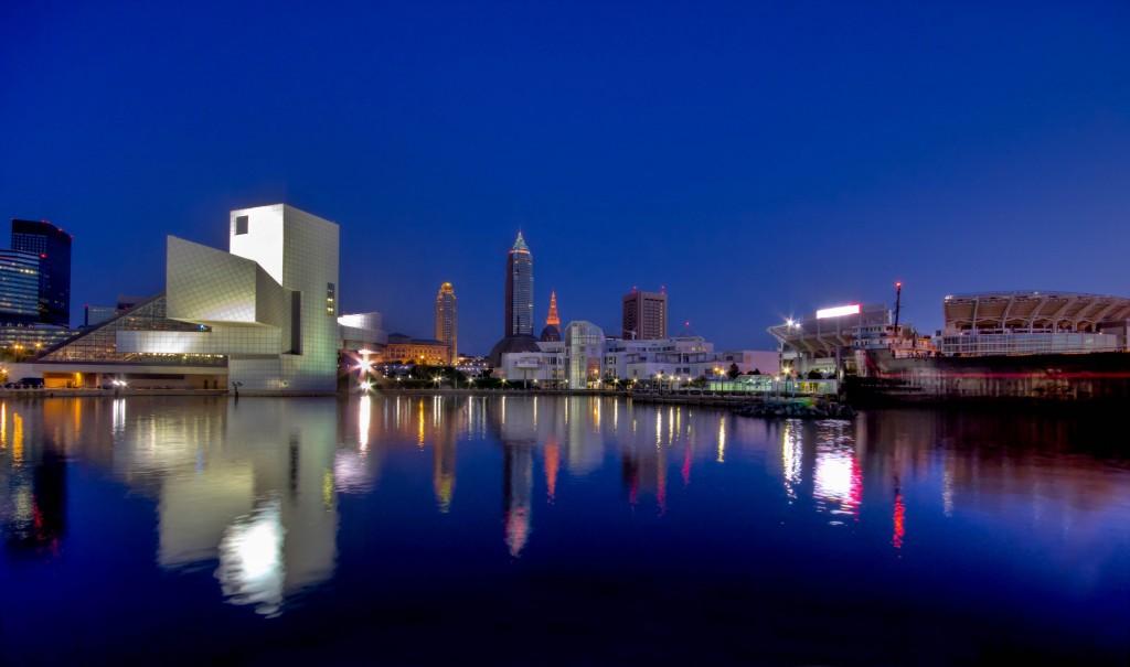 Best Cleveland Skyline