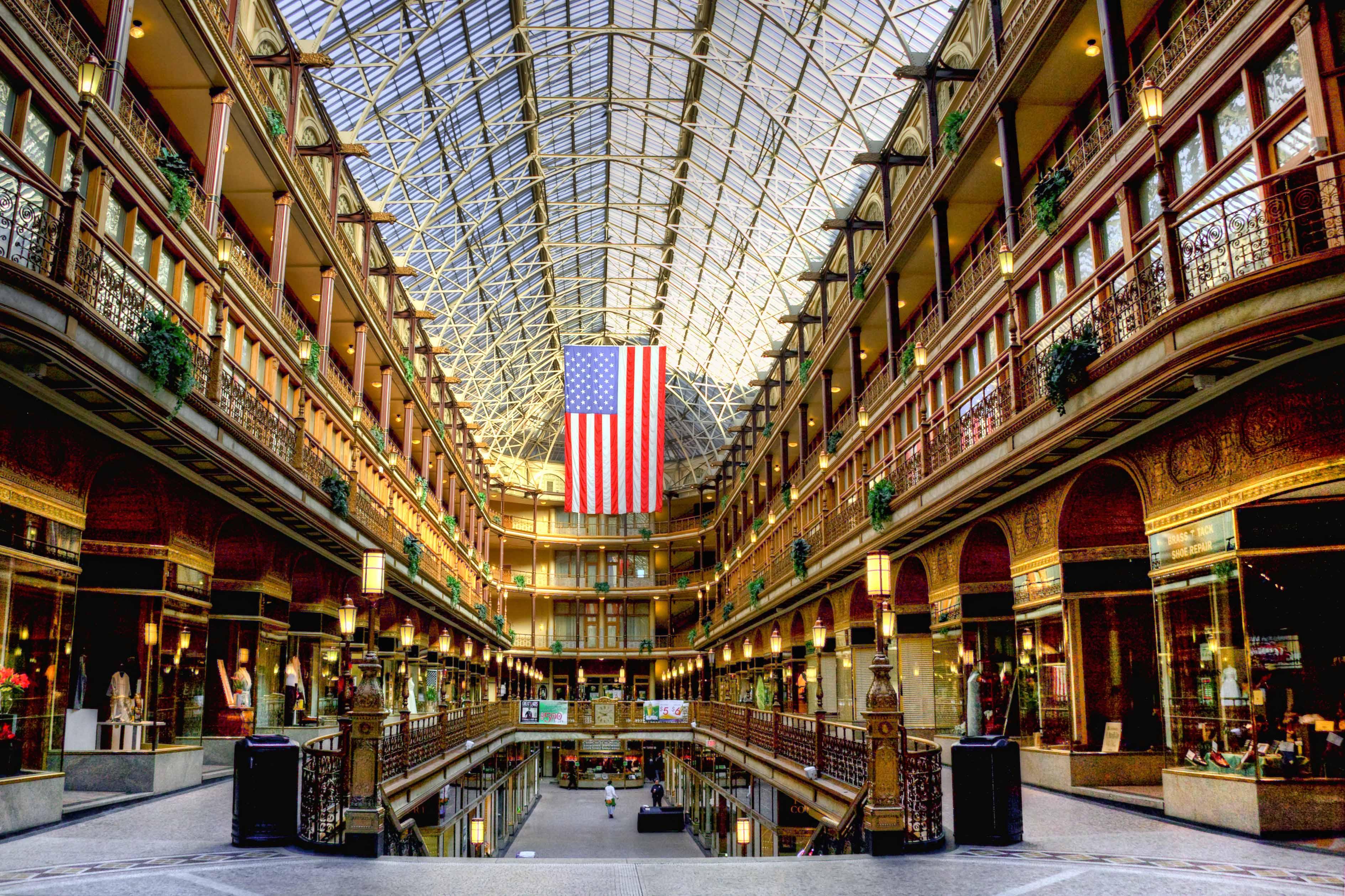 Arcade in Cleveland