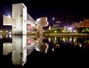 """cleveland """"Rock and Roll Hall of fame"""""""
