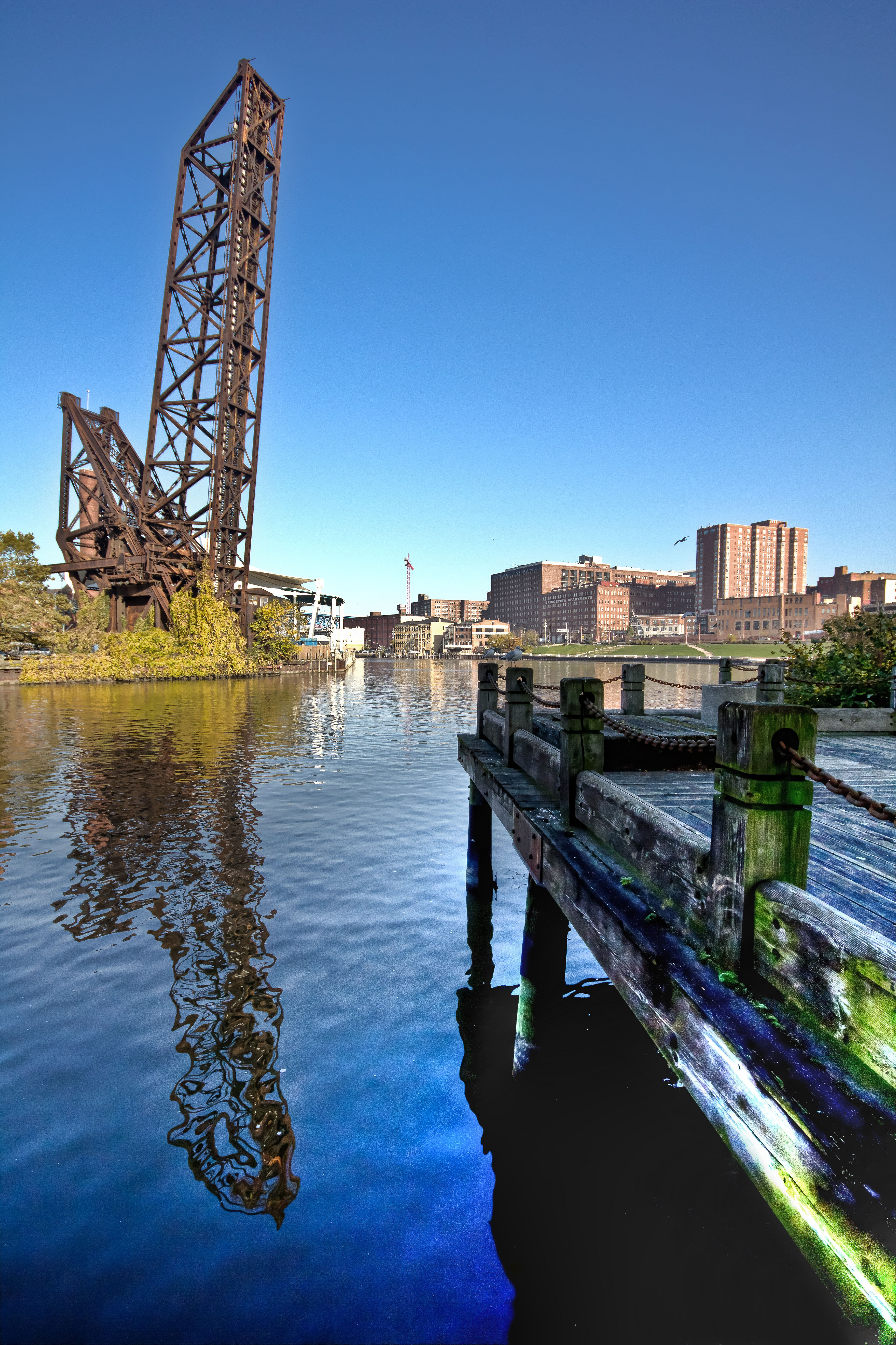 cuyahoga rail bridge