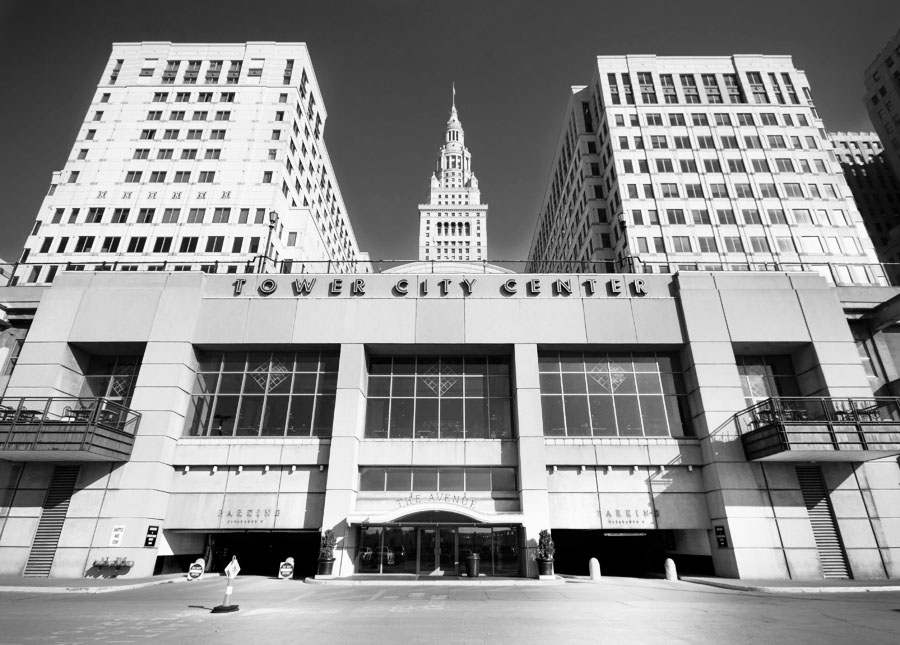 terminal Tower tower city