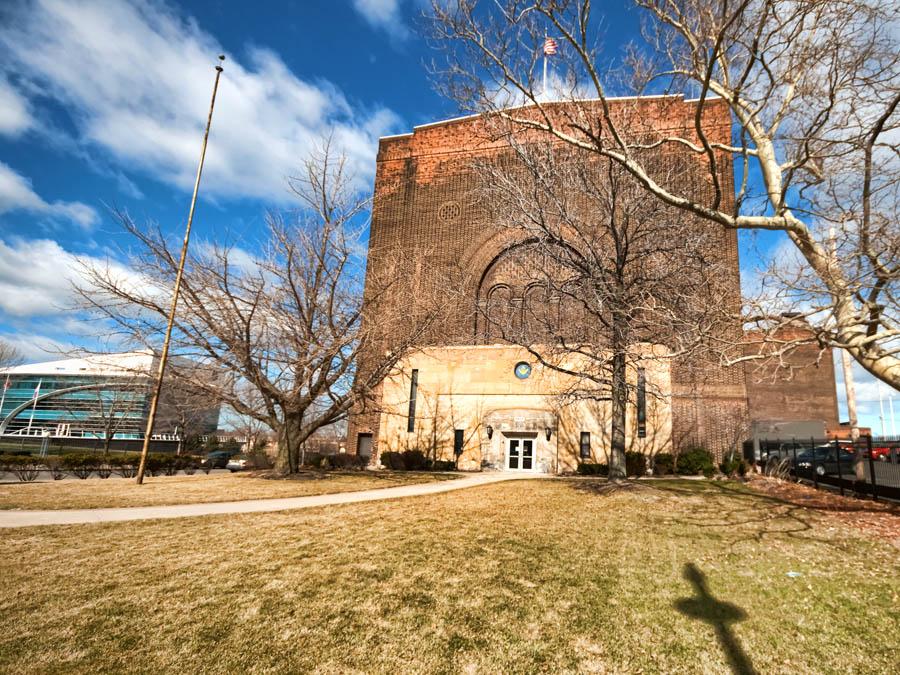 Cleveland Masonic Temple