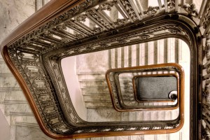 Cleveland Trust Company Staircase