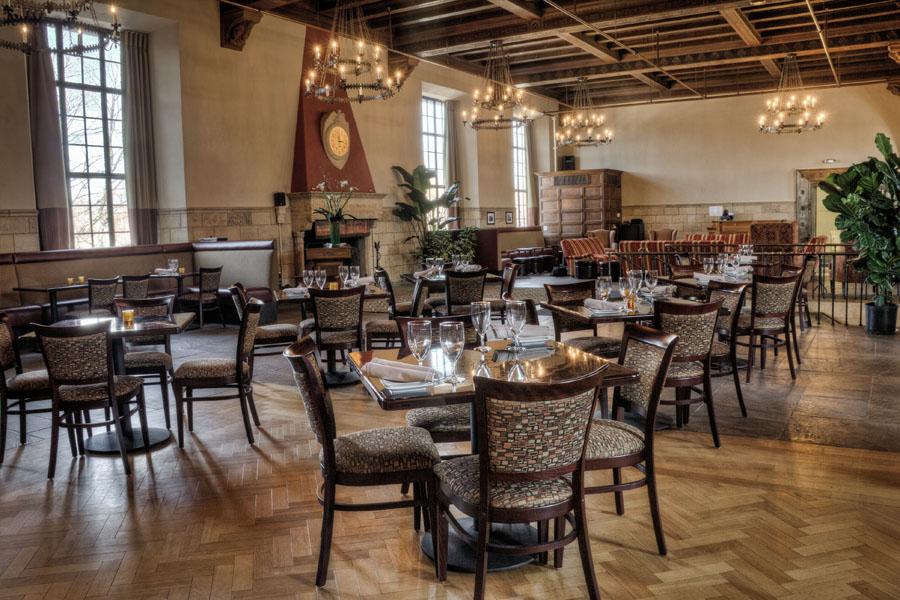 Rockefellers restaurant