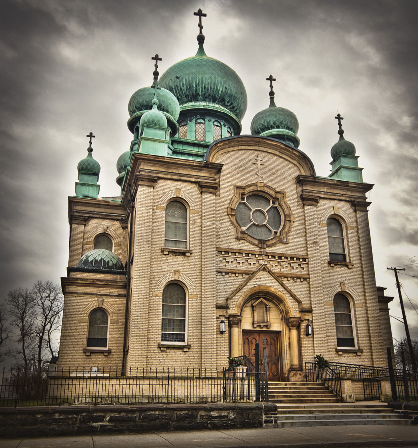 st. theodosius russian orthodox cathedral cleveland oh