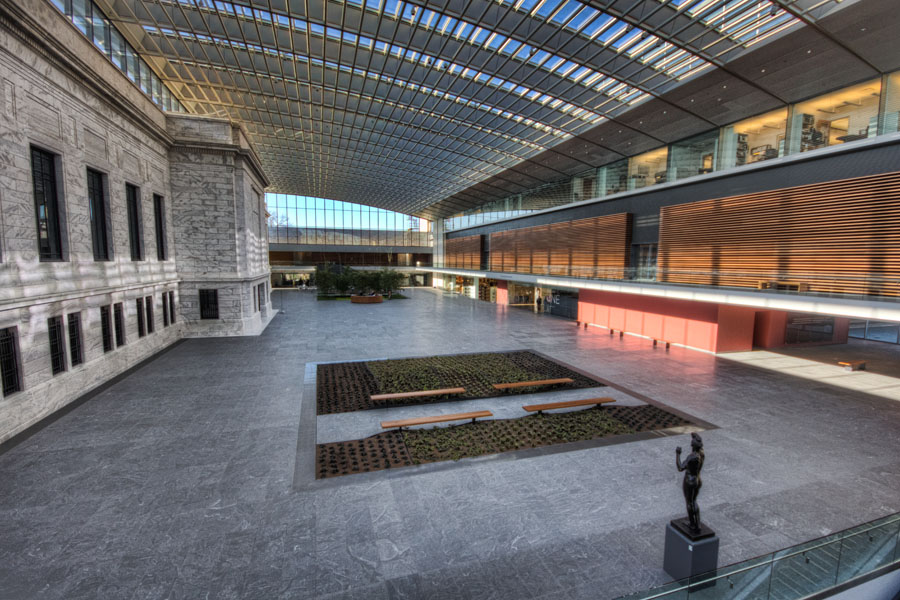 Cleveland Museum Of Art: Cleveland In HDR – The 6th City