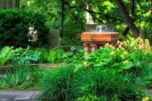 Cleveland Jewish garden