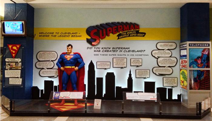 cleveland superman