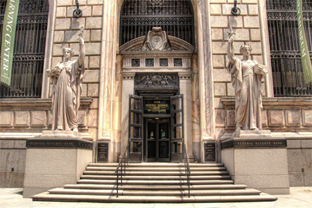 Cleveland federal reserve bank