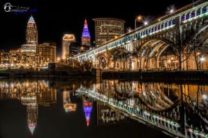 Cleveland Photo Skyline