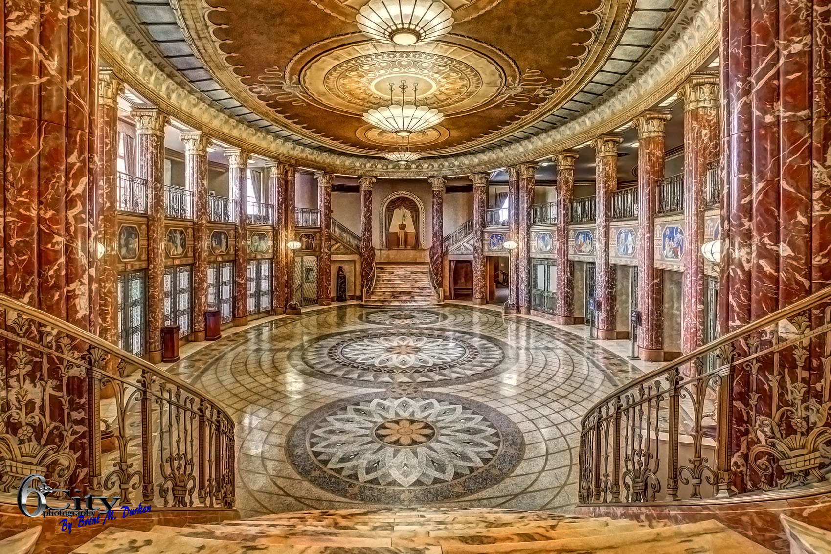 Severance Hall Lobby